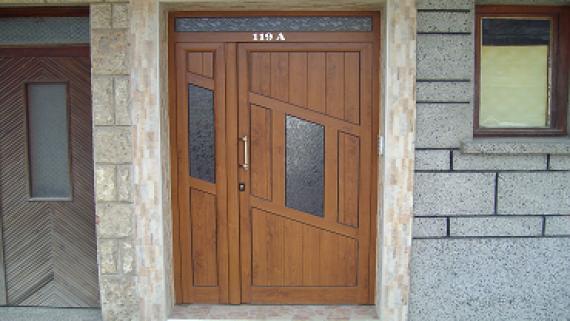 Интериорни и входни врати