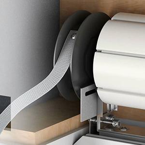 Смяна на шнур на външни ролетни щори Трейдплас Бургас