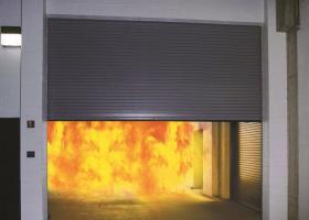 Предназначение на външни пожароустойчиви врати  с алуминиев профил Бургас