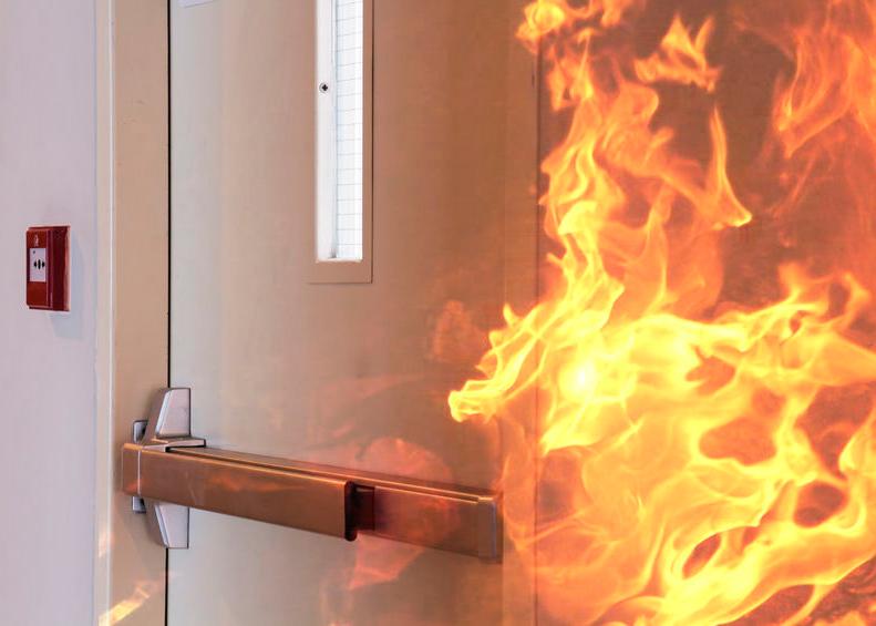 Предназначение на вътрешни пожароустойчиви врати  с алуминиев профил Бургас