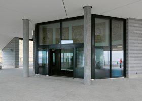 Стилни стъклени плъзгащи пожарозащитни врати Бургас
