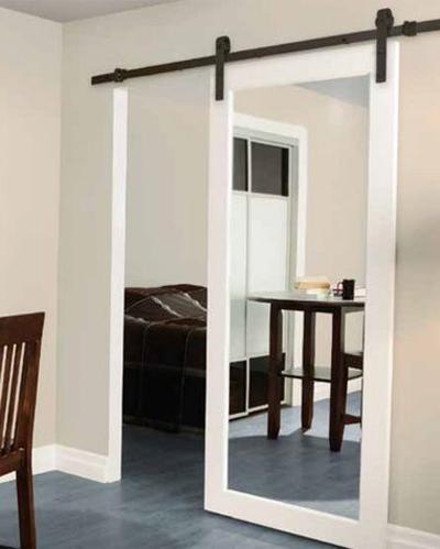 Интериорни врати с огледало за дома Трейдплас Бургас