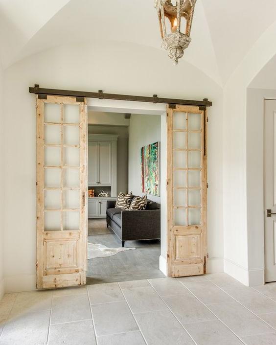 Плъзгащи дървени интериорни врати Трейдплас Бургас